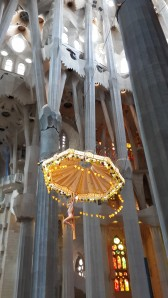 La Sagrada Familia - Internal